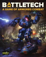BATTLETECH NY UDGAVE - Battletech: The Game of Armored Combat