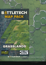 BATTLETECH NY UDGAVE - Map Pack - Grasslands