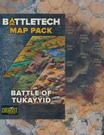 BATTLETECH NY UDGAVE - Map Pack - Battle of Tukayyid
