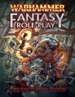 WARHAMMER FANTASY ROLEPLAY 4TH ED. - Warhammer Fantasy RPG: 4th Edition Rulebook (incl. PDF)
