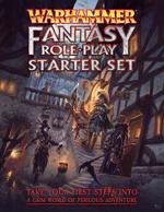 WARHAMMER FANTASY ROLEPLAY 4TH ED. - Warhammer Fantasy RPG: 4th Edition Starter Set (incl. PDF)