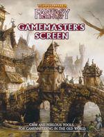 WARHAMMER FANTASY ROLEPLAY 4TH ED. - Gamemaster`s Screen (incl. PDF)
