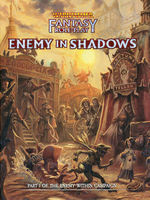 WARHAMMER FANTASY ROLEPLAY 4TH ED. - Enemy in Shadows - Enemy Within Campaign Director`s Cut Vol. 1 (incl. PDF)