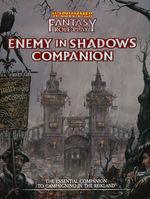 WARHAMMER FANTASY ROLEPLAY 4TH ED. - Enemy in Shadows Companion (incl. PDF)