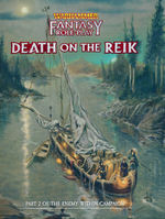 WARHAMMER FANTASY ROLEPLAY 4TH ED. - Death on The Reik - Enemy Within Campaign Director`s Cut - Vol. 2 (incl. PDF)