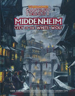 WARHAMMER FANTASY ROLEPLAY 4TH ED. - Middenheim - City of the White Wolf (inc. PDF)