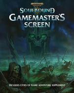 WARHAMMER AGE OF SIGMAR - SOULBOUND - Gamemaster`s Screen (inc. PDF)