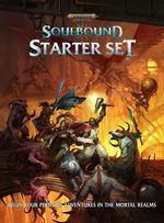 WARHAMMER AGE OF SIGMAR - SOULBOUND - Warhammer Age of Sigmar - Soulbound RPG: Starter Set (inc. PDF)