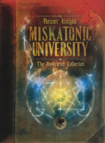MISKATONIC UNIVERSITY - Miskatonic University: The Restricted Collection