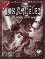 CALL OF CTHULHU - Secrets of Los Angeles