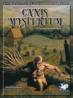 CALL OF CTHULHU - Canis Mysterium (inc. PDF)