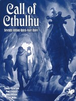 CALL OF CTHULHU - 7TH EDITION - Call of Cthulhu 7 Quick Start (inc. PDF)
