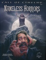 CALL OF CTHULHU - 7TH EDITION - Nameless Horrors (inc. PDF)