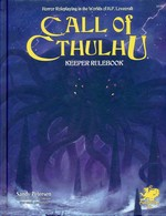 CALL OF CTHULHU - 7TH EDITION - Call of Cthulhu 7th Edition Keeper Rulebook (inc. PDF)