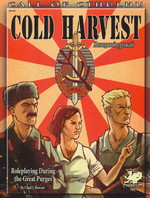 CALL OF CTHULHU - 7TH EDITION - Cold Harvest (inc. PDF)