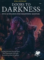CALL OF CTHULHU - 7TH EDITION - Doors to Darkness (inc. PDF)