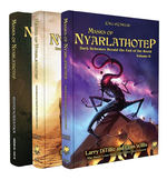 CALL OF CTHULHU - Masks of Nyarlathotep: An Epic Globetrotting Campaign (Remastered) (inc. PDF)