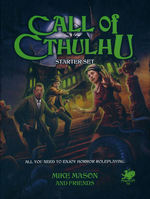 CALL OF CTHULHU - 7TH EDITION - Call of Cthulhu: Starter Set
