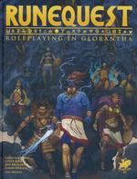 RUNEQUEST 7TH EDITION - RuneQuest RPG: Roleplaying in Glorantha Core Rulebook