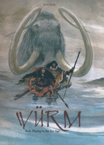 WURM - Würm RPG: Core Rulebook - Ice Age