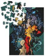 PUZZLES - Hellboy Universe