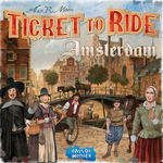 TICKET TO RIDE - Ticket to Ride Amsterdam