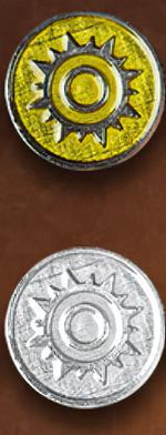 LEGENDARY COINS - ELEMENTS - Light Element Coin (1stk)