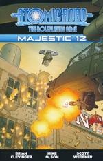 FATE CORE - Atomic Robo - Majestic 12 (inc. PDF)