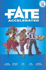 FATE CORE - Fate - Accelerated  (inc. PDF)