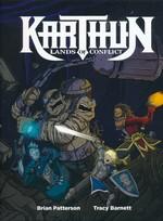 KARTHUN - Karthun: Lands of Conflict Hardcover - TILBUD (så længe lager haves, der tages forbehold for udsolgte varer)