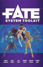 FATE CORE - System Toolkit  (inc. PDF)