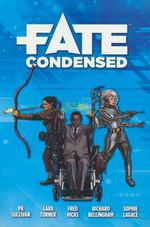 FATE CORE - Fate Condensed (inc. PDF)