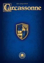 CARCASSONNE - DANSK - Carcassonne 20th Anniversary Edition (Dansk) - Super Tilbud