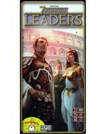 7 WONDERS - DANSK - Leaders (danske regler)