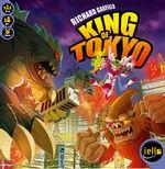 KING OF TOKYO - DANSK - King of Tokyo (danske regler)