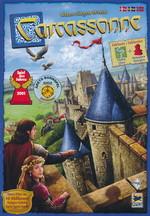 CARCASSONNE - DANSK - Carcassonne 2014 udgave (danske regler)