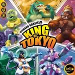 KING OF TOKYO - DANSK - King of Tokyo: 2016 Edition  (danske regler)
