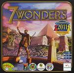 7 WONDERS - DANSK - 7 Wonders (danske regler)