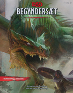 DUNGEONS & DRAGONS NEXT (5TH ED.) - Dungeons & Dragons Begyndersæt