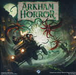 ARKHAM HORROR 3RD ED - Arkham Horror 3rd Edition - Core Set