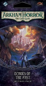 ARKHAM HORROR LCG - Carcosa Cycle 1 - Echoes of the Past Mythos Pack