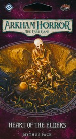 ARKHAM HORROR LCG - Forgotten Age Cycle 3 - Heart of the Elders Mythos Pack