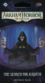 ARKHAM HORROR LCG - Dream-Eaters Cycle Part 1 - Search for Kadath Mythos Pack