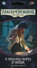 ARKHAM HORROR LCG - Dream-Eaters Cycle Part 2 - Thousand Shapes of Horror Mythos Pack