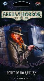 ARKHAM HORROR LCG - Dream-Eaters Cycle Part 4 - Point of No Return Mythos Pack