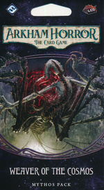 ARKHAM HORROR LCG - Dream-Eaters Cycle Part 6 - Weaver of the Cosmos Mythos Pack