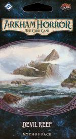 ARKHAM HORROR LCG - Innsmouth Conspiracy Cycle 2 - Devil Reef