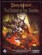 DARK HERESY - WARHAMMER 40K - Church of the Damned (Apostasy Gambit Vol. 2) -TILBUD (så længe lager haves, der tages forbehold for udsolgte varer)