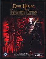 DARK HERESY - WARHAMMER 40K - Damned Cities (Haarlock's Legacy Vol.2) -TILBUD (så længe lager haves, der tages forbehold for udsolgte varer)