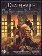 DEATHWATCH - WARHAMMER 40K - Emperor Protects -TILBUD (så længe lager haves, der tages forbehold for udsolgte varer)